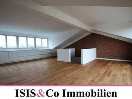 ISIS&Co • Eindrucksvolle Wohnung in luftiger Höhe mit traumhafter Loggia und Skylineblick