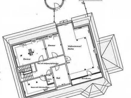 neu sanierter Wohntraum! riesige Dachterrasse mit Wintergarten! mit EBK + SP auf Wunsch