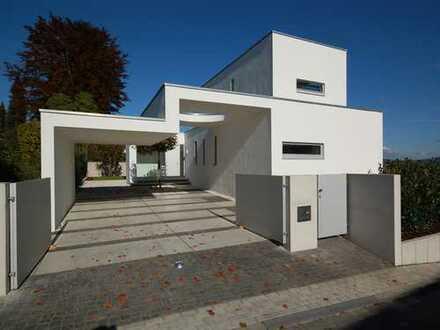 Außergewöhnliche Architektur in Bestlage