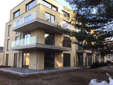 Exklusive Penthouse-Wohnung mit großzügiger Dachterrasse