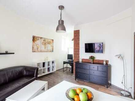 Gorgeous and charming flat in top location