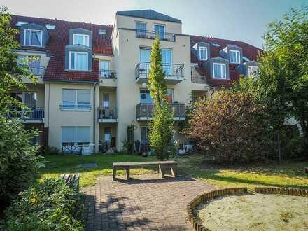 """""""Balkon""""- Appartment"""" Ruhige 1-Zimmer-Wohnung mit Balkon und Wanne in Dresden Weißig"""