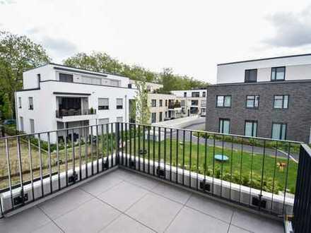 Wunderschöne 2 Zimmer Wohnung in Mönchengladbach! inkl. Tiefgaragenstellplatz! Erstbezug!