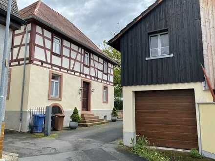 Kernsaniertes Fachwerkhaus in TOP Lage von Seligenstadt