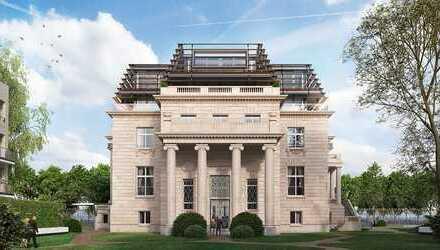 Das Palais einzigartig und luxuriöse AltbauWohnung in Köln Bayenthal