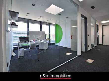 Zwei Neubau-Bürohäuser in Ratingen. Hohe Flexibilität. Hochwertige Qualität