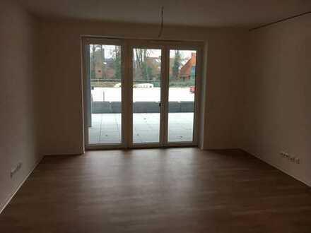 Helle Erdgeschoßwohnung in Oldenburg - Erstbezug