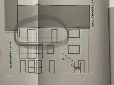 Vollständig renovierte 4-Zimmer-Wohnung mit Balkon in Waldaschaff