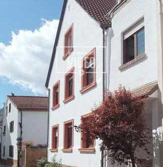 Saniertes Stadthaus mit Flair in Bensheimer Innenstadt