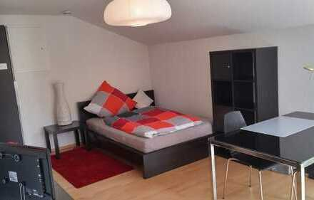 ROTTENBURG: Zimmer im Grünen (hell, ruhig, möbliert) an NR zu vermieten