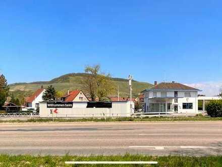 Wohn- und Geschäftshaus mit großzügigem Grundstück in 1A-Lage