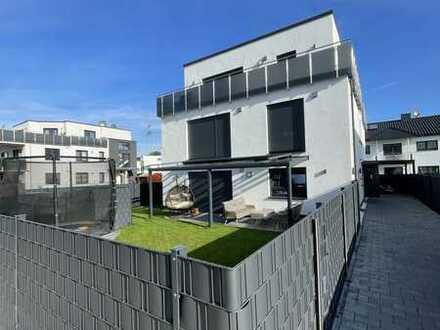 Neuwertige 4-Zimmer-Wohnung mit Eigener Garten und Terrasse in Offenbach/ An den Eichen