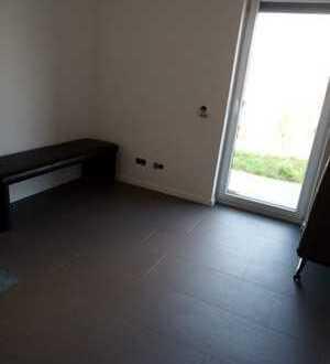 Exklusive, neuwertige 1-Zimmer mit Terrasse und Einbauküche in Neudenau