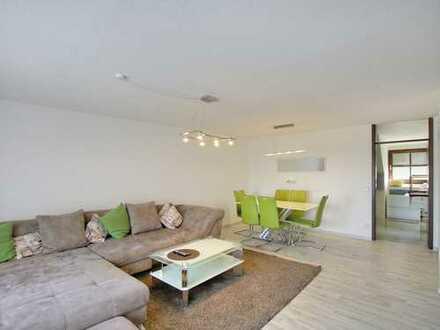 Schöne, gepflegte Maisonette-Wohnung mit Fernblick ins Gäu