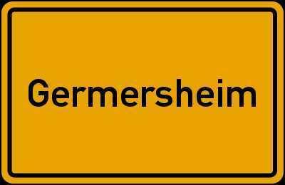 Germersheim-schöner Wohnen DHH-Neubau mit Grundstück