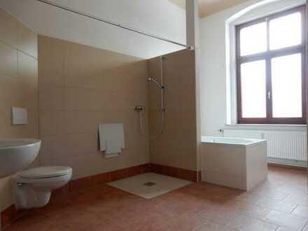 Hochparterre und ebenerdige Dusche! Frisch renovierte großzügige Zimmer!