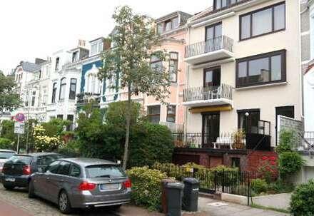 Wohnen am Bürgerpark - mit Einbauküche und großer Süd-Terrasse