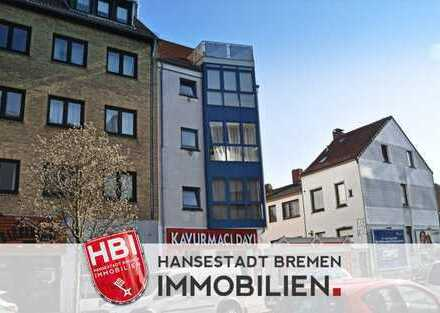 Neustadt / Großes Reihenendhaus mit drei Wohnungen und Gewerbeeinheit in attraktiver Lage