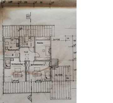 2-Zimmer-DG-Wohnung mit Balkon und EBK in Erding