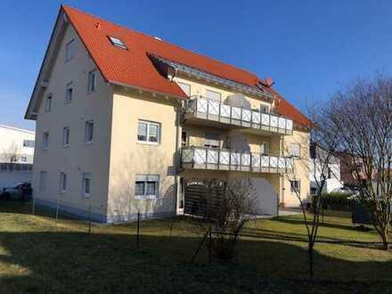 Neuwertige 3-Raum-EG-Wohnung mit Terrasse in Schwabmünchen