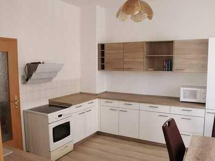 Günstige, 2-Zimmer-Wohnung mit Einbauküche in Wildenfels