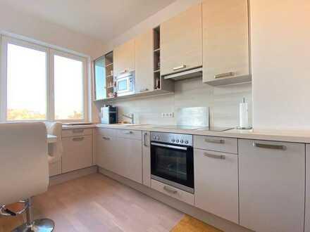 Teil-Möblierte Wohnung für zunächst 12 Monate / inkl. Stellplatz