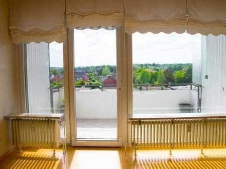 Von Privat: Helle 3-Zimmer-Eigentumswohnung mit großem Westbalkon in Mascherode