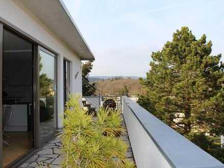 TRAUMBLICK ::: Top-modernes Duplex-Penthouse in Wiesbadener Bestlage
