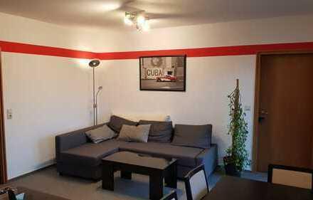 2-Zimmer-Wohnung mit Balkon und EBK in Ansbach