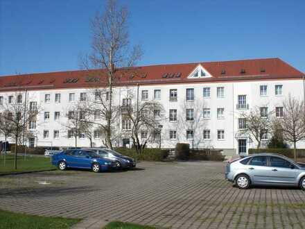 Hell und modern leben - 3-Raumwohnung im Dachgeschoss
