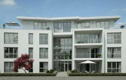 Gut geschnittene 3-Zimmer-Wohnung in gesuchter Lage im Kurgebiet - Neubau-Erstbezug