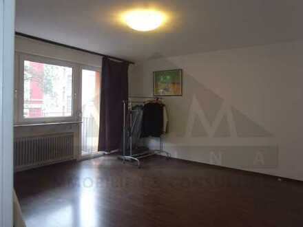 @MCM 1 Zimmerwohnung nahe der Berger Straße