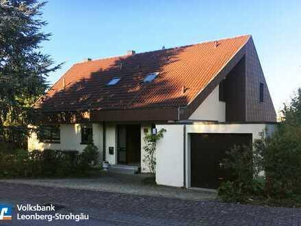 *** Großzügiges Wohnen in einer der attraktivsten Wohnlagen in Heimsheim! ***