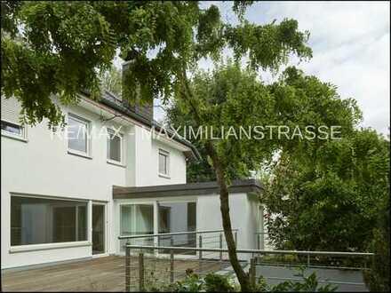 Repräsentativ und großzügig Wohnen! Stilvolles EFH auf großem, ruhigen Grundstück mit Privatsphäre.