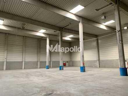 kurzfristig verfügbar | ca. 3.200 m² Hallenfläche | im Norden von Frankfurt