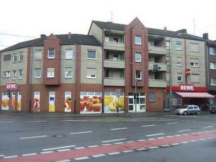 1-Zi. Wohnung mit Balkon, zentral in Duisburg-Beeck gelegen, direkt vom Eigentümer zu vermieten.