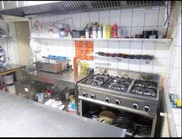 Jetzt für nur noch 160 Tsd Euro Restaurant / Partylocation für bis zu 350 Personen ausbaubar