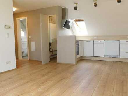 Renovierte 2-Zimmer-DG-Wohnung in Speyer