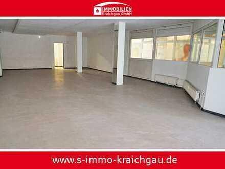 Perfekt gelegenes Ladenlokal an der Sinsheimer Hauptstraße!