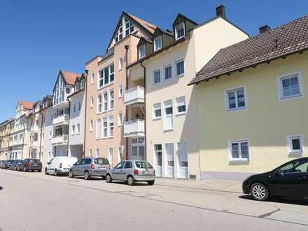 3 Zi.-Eigentumswhg. – in zentraler Wohnlage zw. Bahnhof u. Stadtplatz