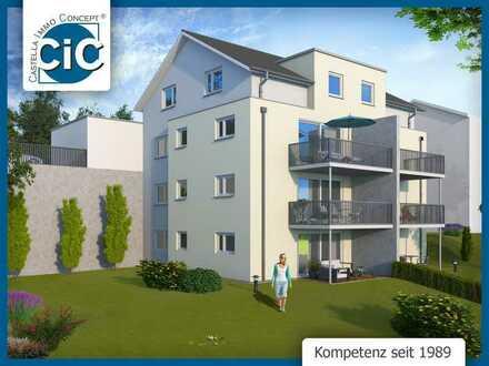 Barrierefreiheit, Komfort & Aussicht unter einem Dach!  4-Zimmer-Maisonette-Wohnung