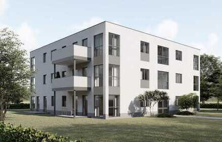 Erstbezug: schöne 4-Zimmer-Wohnung mit Balkon in Ruhland