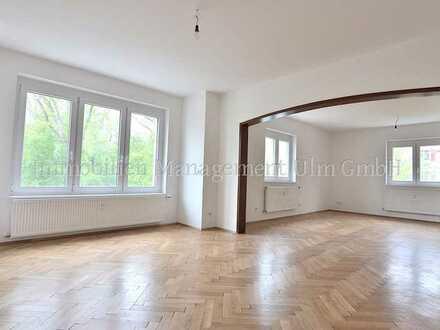 Hochwertige 3-Zimmer Wohnung mit Balkon in zentraler Lage in Ulm!  -Erstbezug nach Kernsanierung-