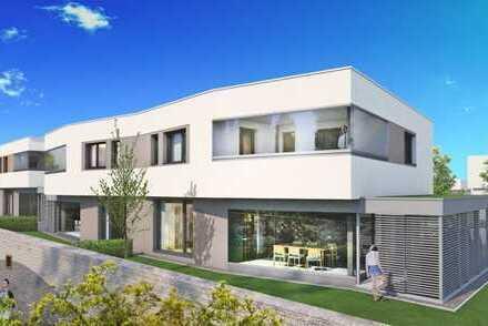 NEU | »WestTwins« DHH | 150 m² Wohnfläche auf 2 Ebenen | KfW55 | 485 qm Grundstück