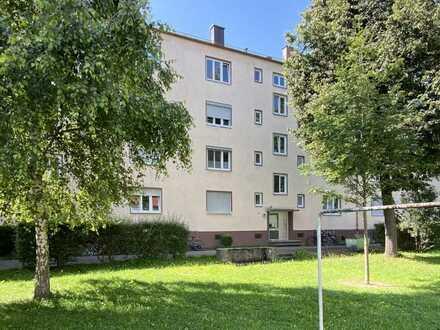 2,5 ZKB mit Balkon, Erbpacht bis 2051