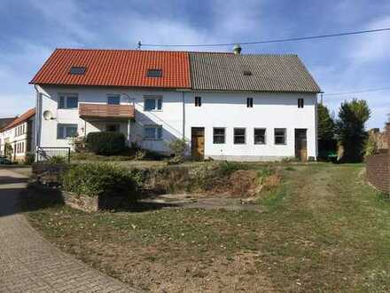 Wohnhaus inkl. Stallung - Haupersweiler