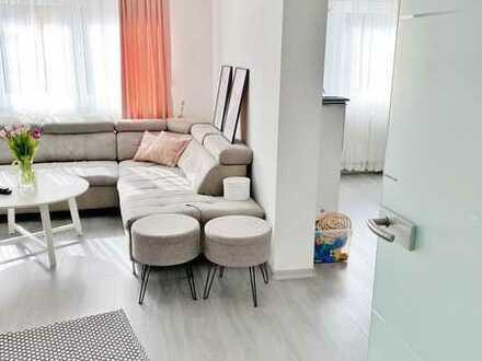 Attraktive, modernisierte 5-Zimmer-Wohnung mit gehobener Innenausstattung zur Miete in Mannheim