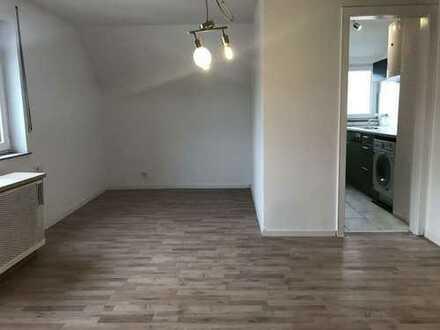 1-Zimmer-Apartment renoviert mit EBK und TL-Bad