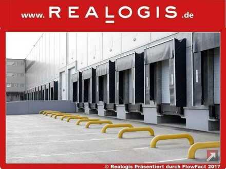Bis zu 19.000 qm flexibel nutzbare Lager- / Logistikfläche   mehrere Rampen & Tore   ca. 10,50 m UKB