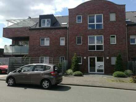 Rhede, stadtnahe und gehobene 2,5 Zimmer Wohnung mit Aufzug